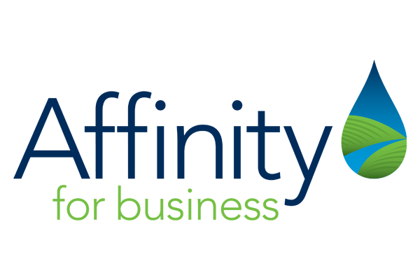 Affinity for business company logo