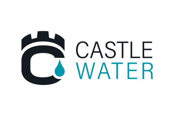 castle water colour logo