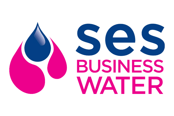 ses business water colour logo