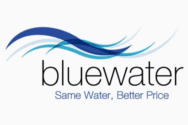 Bluewater company logo
