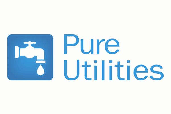Pure Utilities company logo